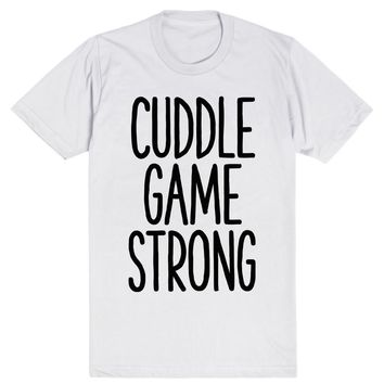 Cuddle Game Strong