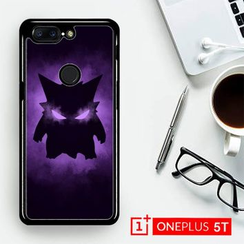 Pokemon Gengar X4495  OnePLus 5T / One Plus 5T Case
