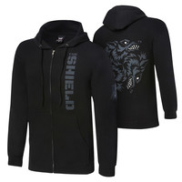 "The Shield ""Hounds of Justice"" Full-Zip Hoodie Sweatshirt"
