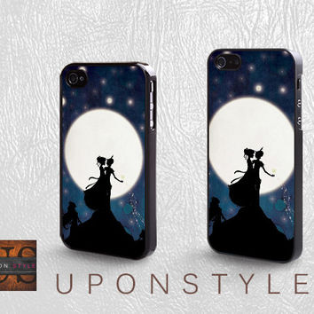 Phone Cases, iPhone 5 Case, iPhone 5s Case, iPhone 4 Case, iPhone 4s case, Peter pan, Case for iphone, Case No-570