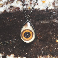 Moth Eye Spot Teardrop