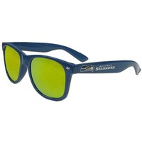 Seattle Seahawks Retro Mirrored Sunglasses