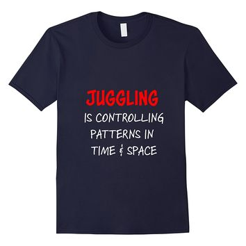 Funny odd jobs and hobbies Juggling Magician T-shirt