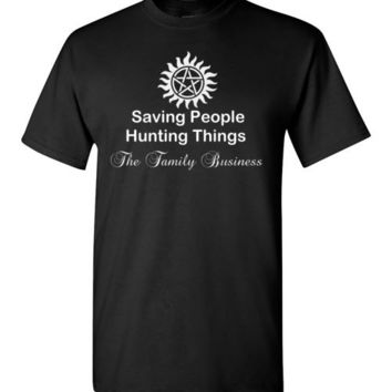 Saving People Hunting Things The Family Business Supernatural