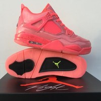 "Air Jordan 4 Retro ""Hot Punch"""