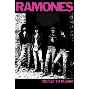 Ramones - Rocket to Russia 24x36 Standard Wall Art Poster