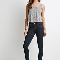 Classic Ankle Skinny Jeans