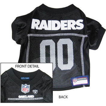 Oakland Raiders Jersey Large