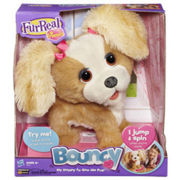 FurReal Friends Bouncy Happy-to-See-Me Pup