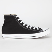 Converse Chuck Taylor Hi Mens Shoes Black  In Sizes