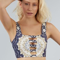Reverie Front Cut-Out Top