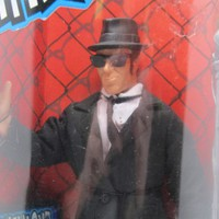 Elwood Blues Action Figure Numbered Series, Exclusive Premiere Limited Edition Blues Brothers Collector's Series