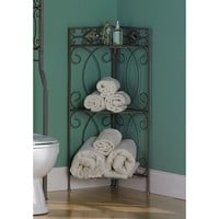 Reflections Corner Rack (Grey)