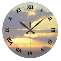 Splendor Large Clock