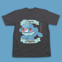 Team Popplio Pokemon T-Shirt