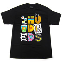 The Hundreds: Lettering Shirt - Black