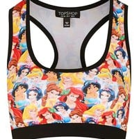 Disney Princess Crop Top - Lingerie - Clothing