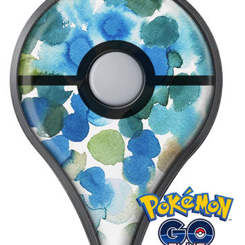 Absorbed Watercolor Texture v3 Pokémon GO Plus Vinyl Protective Decal Skin Kit