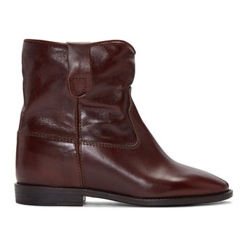 Brown Cluster Boots