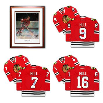 Bobby Hull - The Hulltimate Collection