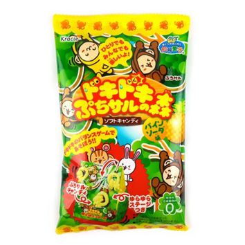 KRACIE Popin Cookin DIY Monkey Doki Doki Puchi Saru no Mori Soft Candy : Pineapple $3.99