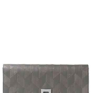 Michael Kors Miranda Leather Continental Wallet | Nordstrom