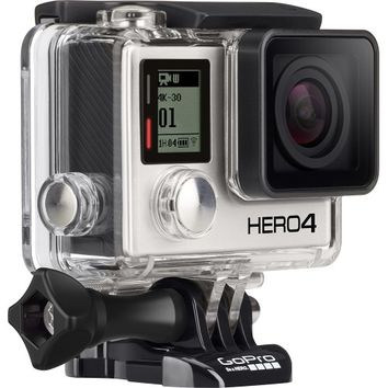 GoPro - HERO4 Black 4K Action Camera