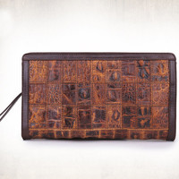 Ladies and Men  Wallet. high quality products. Retro minimalist style YG213