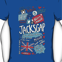 JacksGap Collage Art Women's T-Shirt