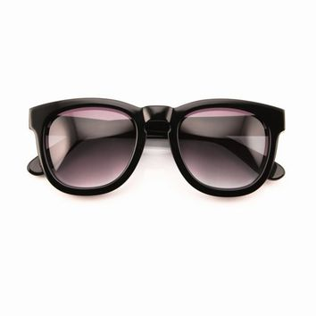 CLASSIC FOX FRAME at Wildfox Couture in  BLACK FRAME, MATTE BLACK FRAME