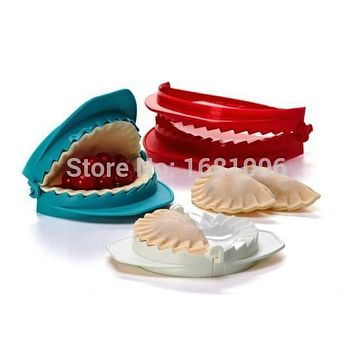 Set Of 3 sizes Dough Press set Dumpling marker Moulds,easy to cut Pie Ravioli,Mold pastry Tools K031