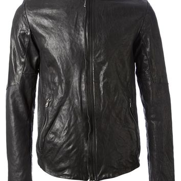 Lost And Found horse leather jacket