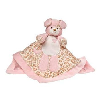 Mary Meyers Bear Baby Safari Plush Toy Blanket.