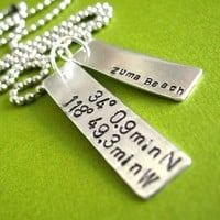 Hometown Necklace | Spiffing Jewelry