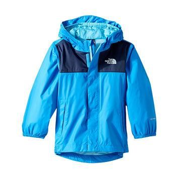 The North Face Kids Tailout Rain Jacket (Toddler) Clear Lake Blue - Zappos.com Free Sh