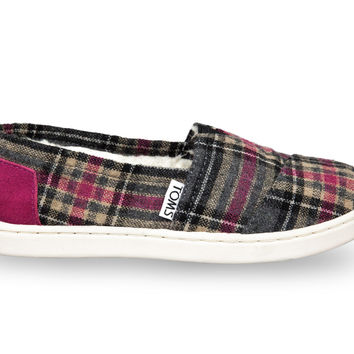 Pink Plaid Youth Classics