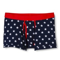 Mossimo Supply Co. Men's Stars Print Boxer Briefs