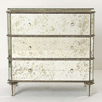 Anthropologie - Mirrored Dresser