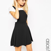 ASOS Tall | ASOS TALL Pinafore Dress at ASOS