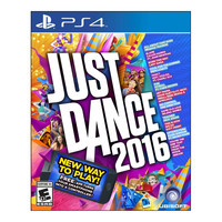 Just Dance 2016 PS4 Video Game