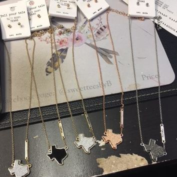 Texas Necklaces