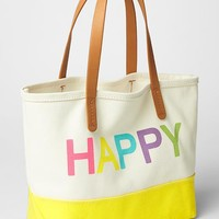 Gap Girls Colorblock Graphic Tote Size One Size