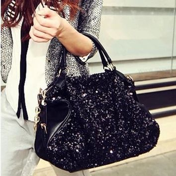 Paillette Bling Sequin Handbag