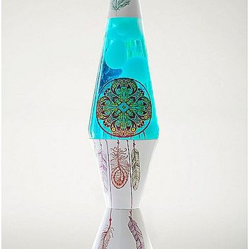 Dream Catcher Lava Lamp - 17 Inch - Spencer's