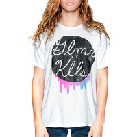 Glamour Kills - Run For Color Juniors T-Shirt