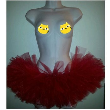 Custom made tutus -- Mix and match colors.