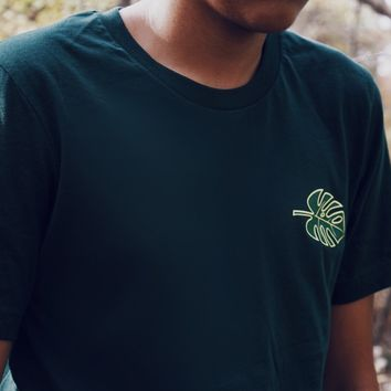 Forest Green Flagship Jungle T-Shirt