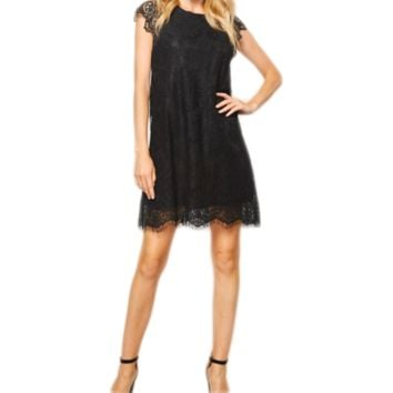 Olivia All Over Lace Dress