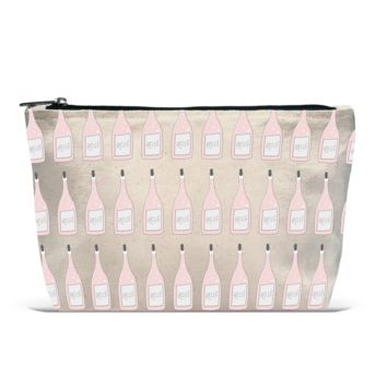 Pouch- Rosé All Over Print
