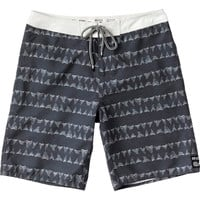 RVCA Horton Biter Trunk Board Short - Men's Black,